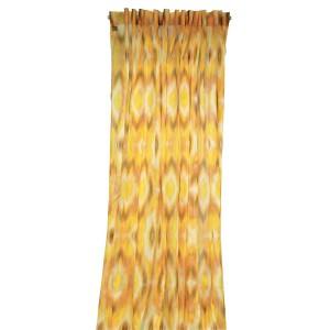 Rideau/Voilage Miami jaune by Lelievre