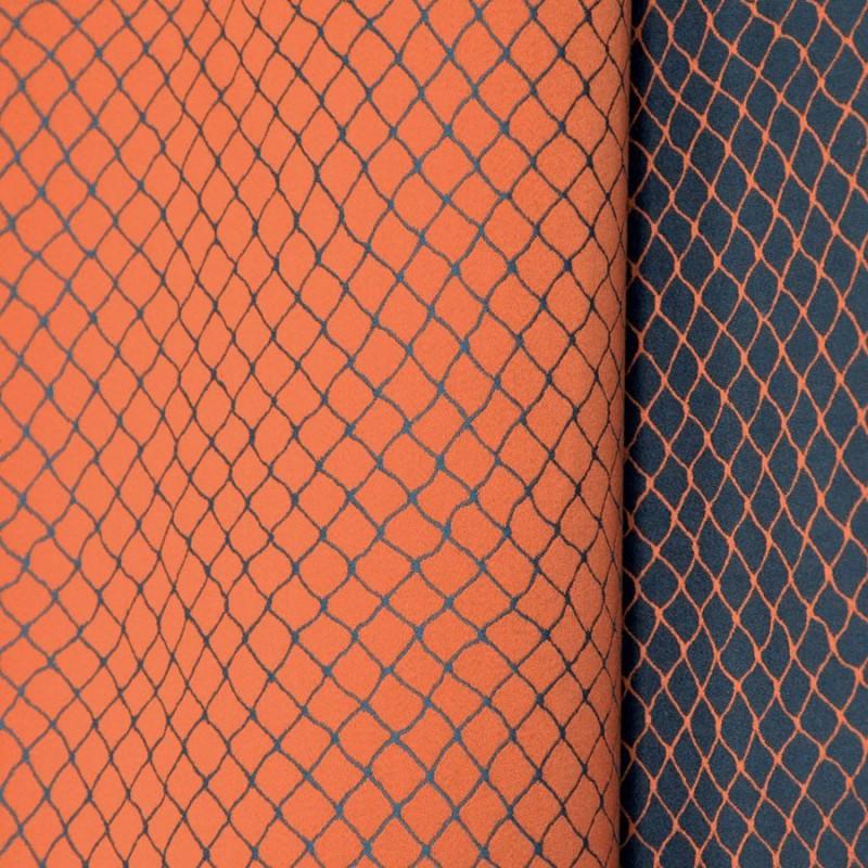 tissu cabaret piment jean paul gaultier d co en ligne tissus. Black Bedroom Furniture Sets. Home Design Ideas