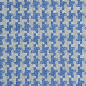 Tissu Zeno cobalt Designers Guild