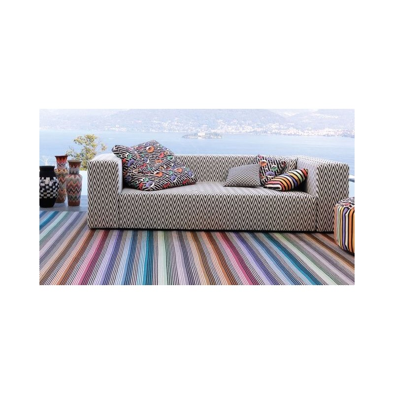 tapis riohacha ext rieur missoni home d co en ligne tapis. Black Bedroom Furniture Sets. Home Design Ideas