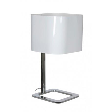lampe quadro blanche linea verdace d co en ligne lampes design. Black Bedroom Furniture Sets. Home Design Ideas