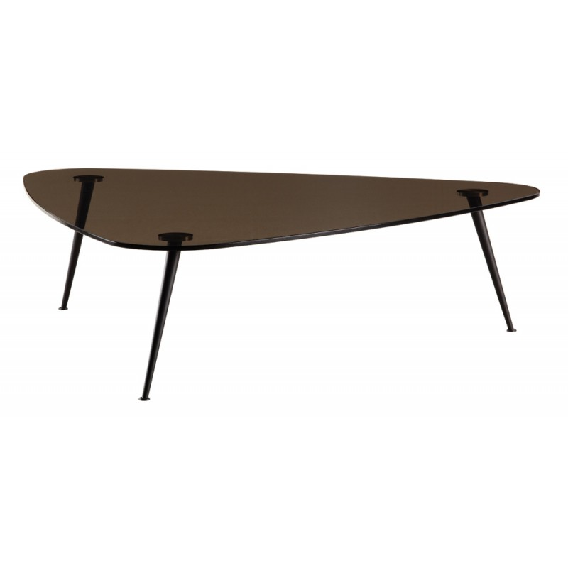 table basse salon triangulaire
