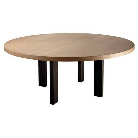 Table de salle manger luna ronde ph collection d co for Table de salle a manger ronde