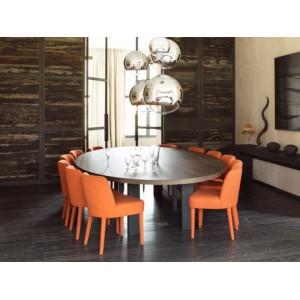 table de salle manger zoe carr e ph collection d co en ligne tables de salle manger design. Black Bedroom Furniture Sets. Home Design Ideas