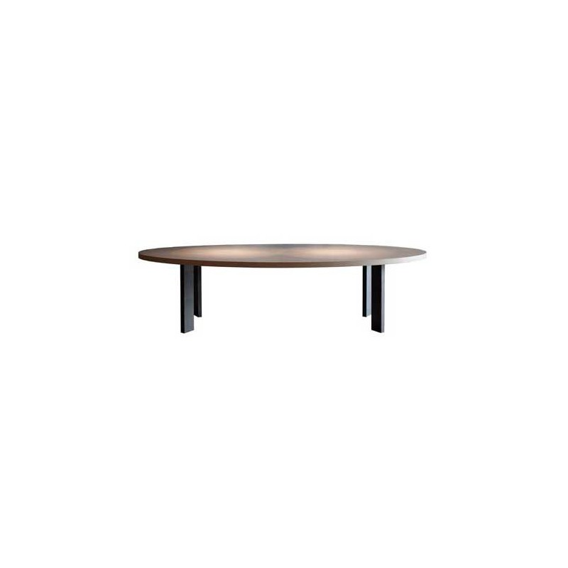 Table de salle manger ovale ellipse ph collection for Table de salle a manger ovale