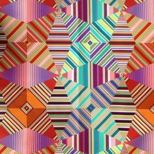 Tissu Noceda by Missoni Home