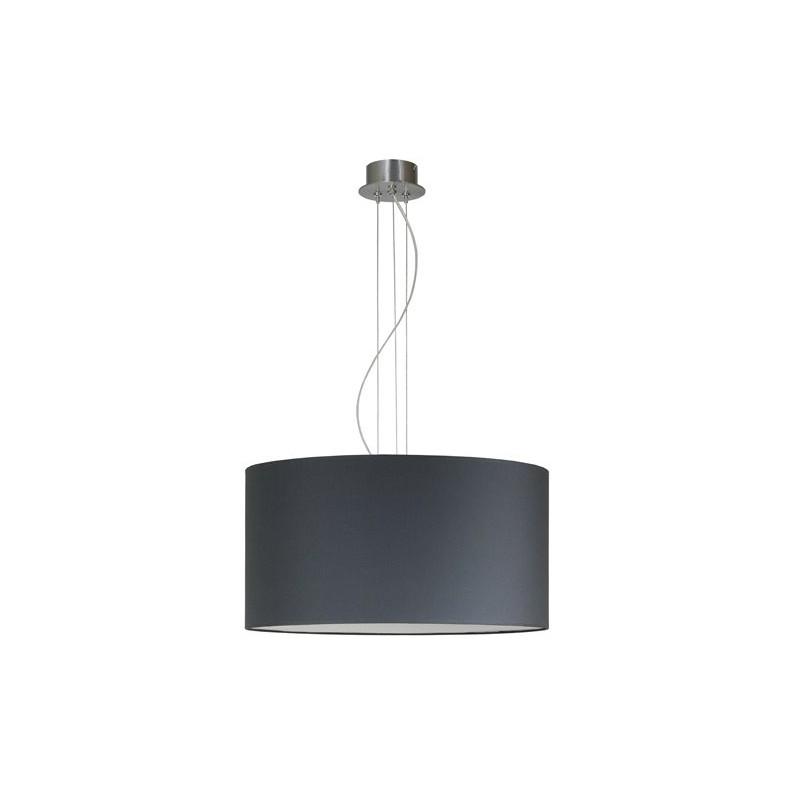 suspension tambour grise un autre regard d co en ligne suspensions lustres design. Black Bedroom Furniture Sets. Home Design Ideas