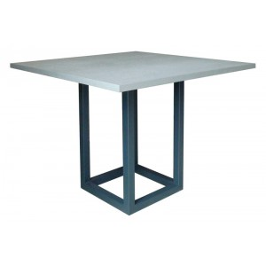 Table de bar Zoe carrée