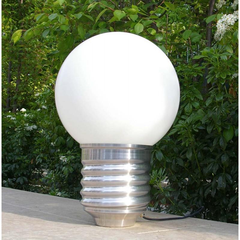 Lampe basic exterieur hisle d co en ligne luminaires for Petite lampe exterieur