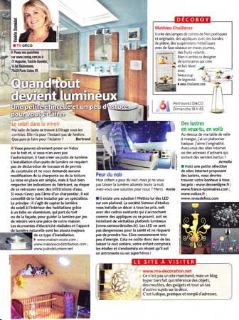 Presse decoenligne d co en ligne - Magazine deco en ligne ...
