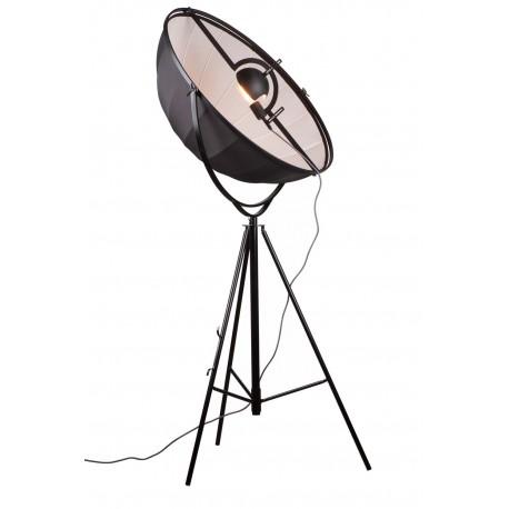Lampadaire studio noir 190 cm linea verdace d co en ligne lampadaires design - Lampadaire studio photo ...