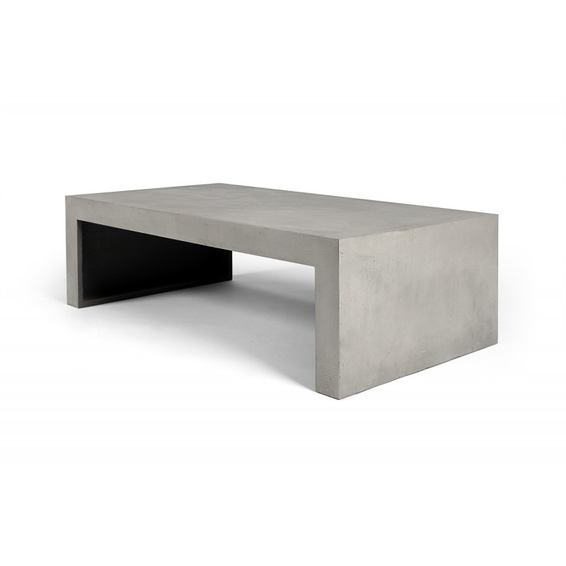 table basse b ton rectangulaire dawn 40 cm lyon b ton. Black Bedroom Furniture Sets. Home Design Ideas
