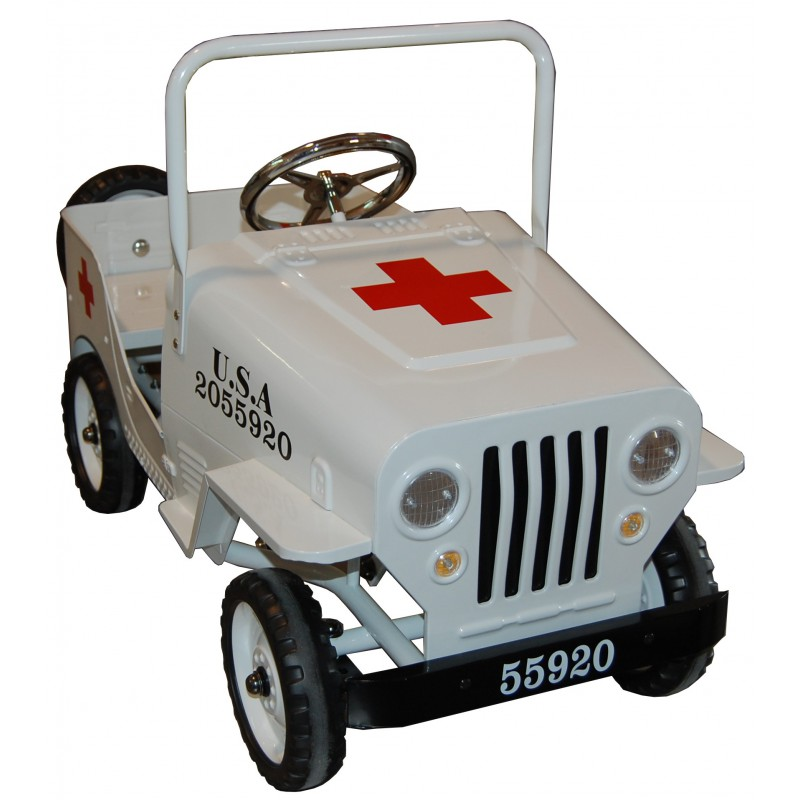 Voiture 224 P 233 Dales M 233 Tal Jeep Croix Rouge Blanche Protocol