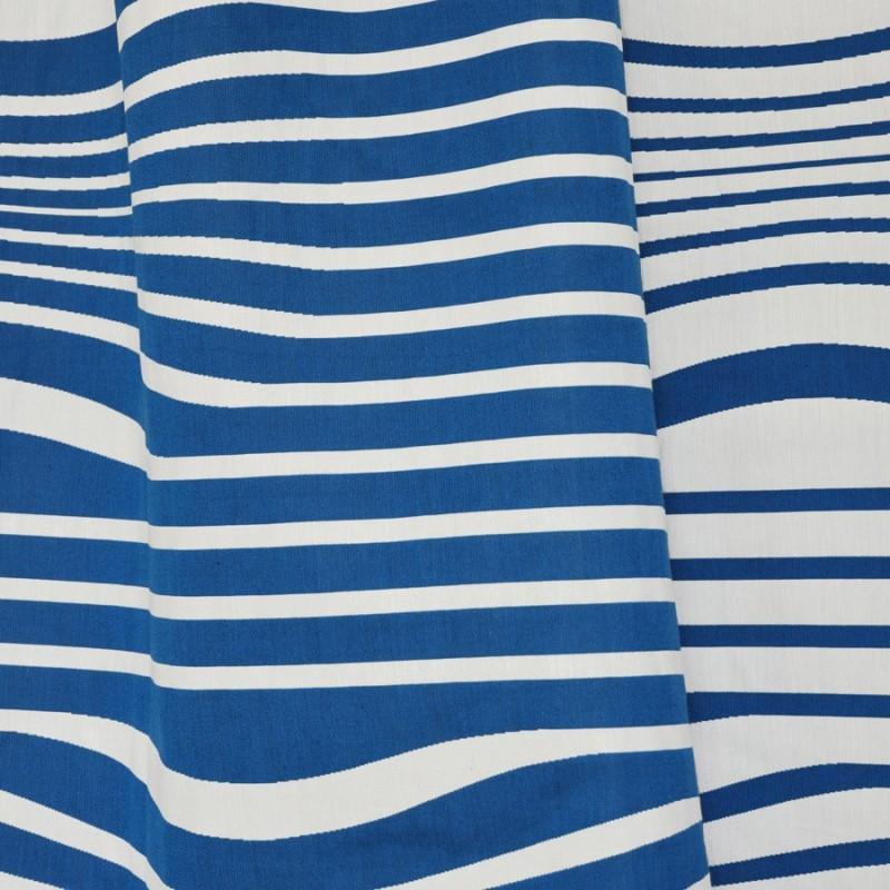 tissu illusion marin jean paul gaultier d co en ligne tissus d 39 ameublement. Black Bedroom Furniture Sets. Home Design Ideas