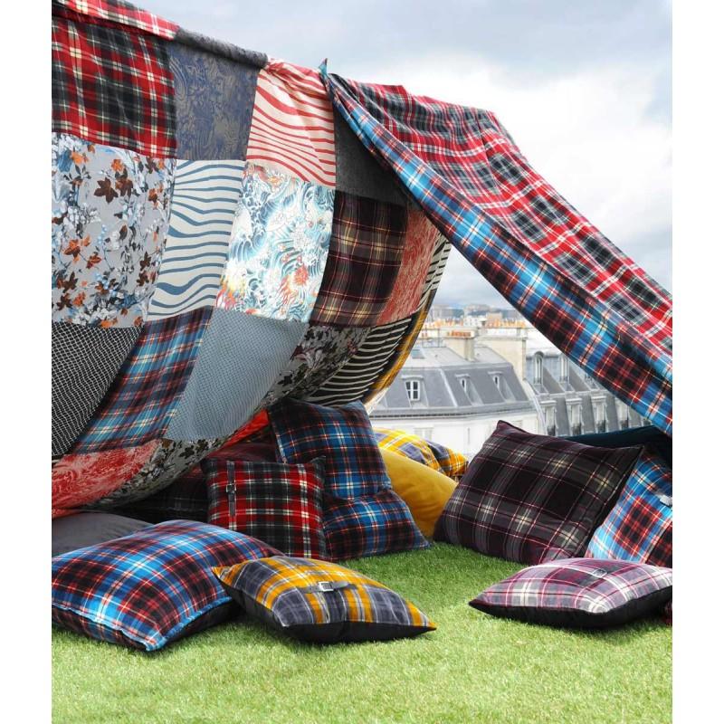 tissu kilt nectar jean paul gaultier d co en ligne tissus. Black Bedroom Furniture Sets. Home Design Ideas