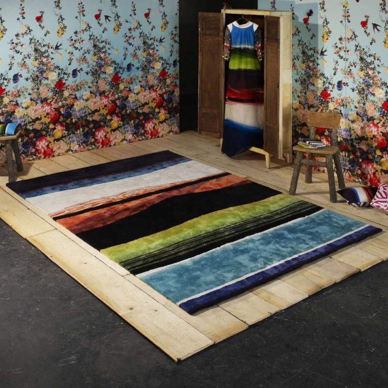tapis tempera christian lacroix d co en ligne tapis. Black Bedroom Furniture Sets. Home Design Ideas