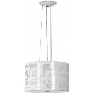 Suspension Sixty 9 blanche, Linea Verdace