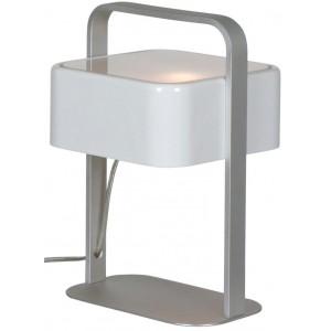 Lampe Quadro basse blanche