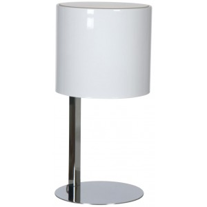 Lampe Circle Two blanche, Linea Verdace