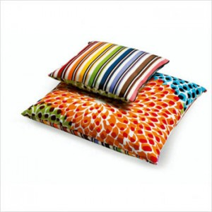 Coussin Dalia/Rainbow carré, Missoni Home