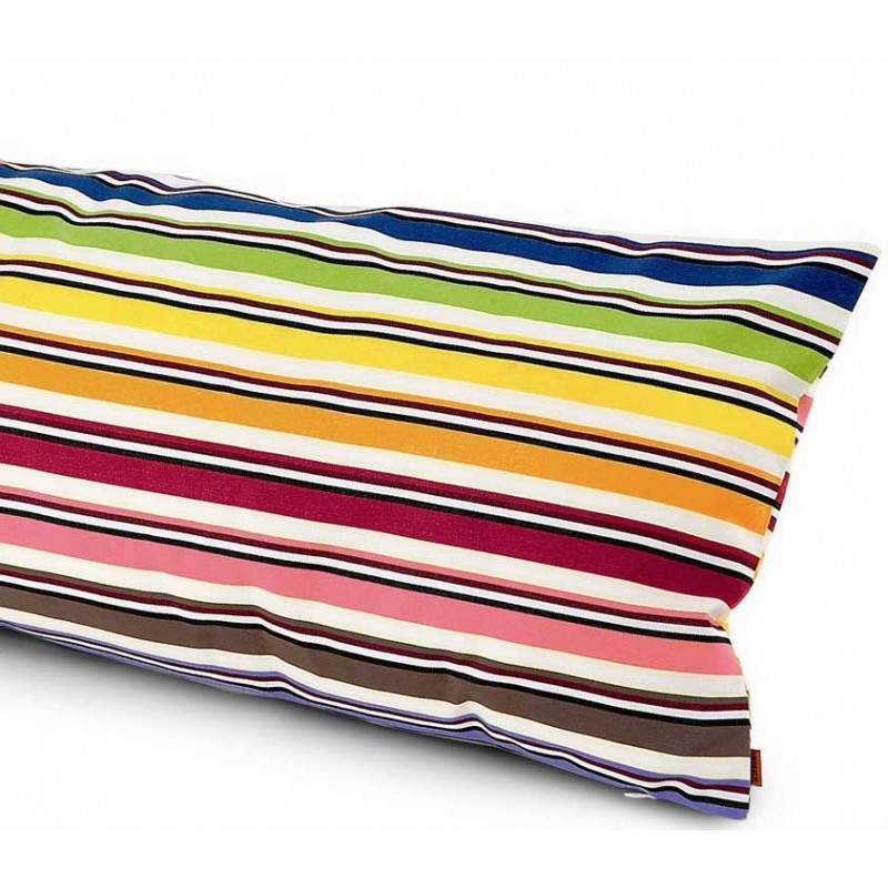 Coussin rainbow rectangulaire missoni home d co en for Housse de coussin 30x60