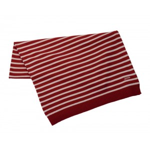 Plaid Intemporel rouge, Jean Paul Gaultier