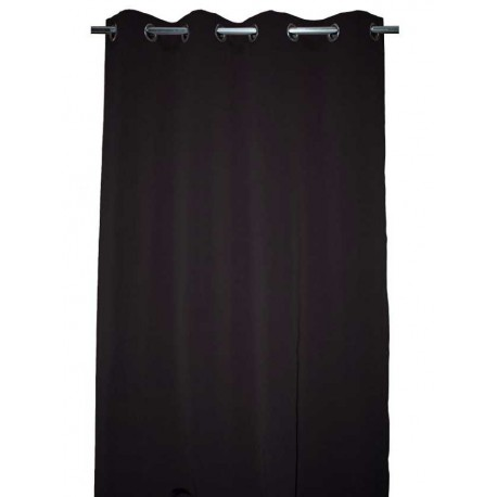 Rideau Authentique noir, Lelievre