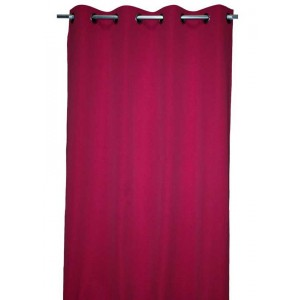 Rideau Authentique fuchsia, Lelievre