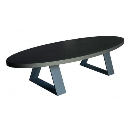 table basse ovale ogive ph collection d co en ligne tables basses design. Black Bedroom Furniture Sets. Home Design Ideas