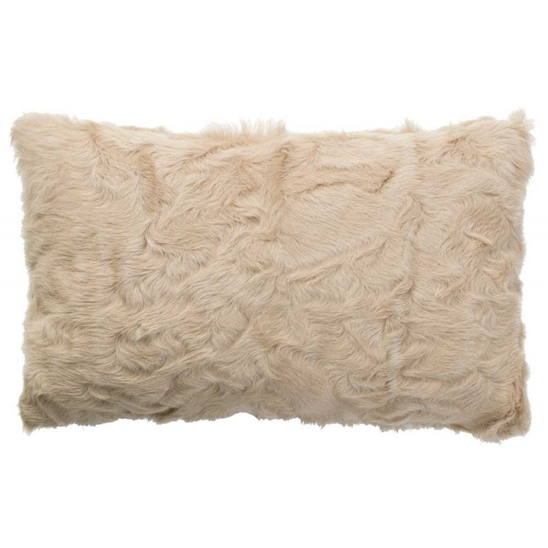 coussin fourrure goat sable now 39 s home d co en ligne coussins. Black Bedroom Furniture Sets. Home Design Ideas