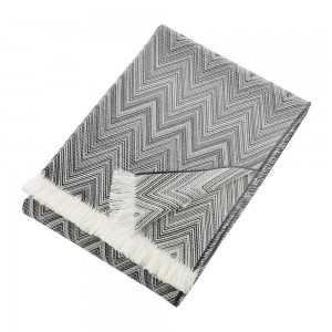 Plaid Timmy Gris, Missoni Home