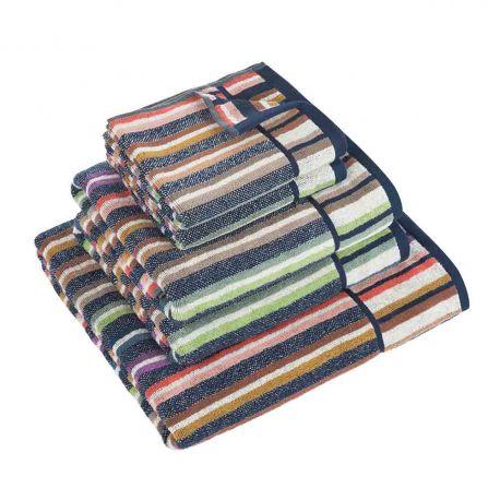 draps de bain teseo missoni home d co en ligne draps de bain. Black Bedroom Furniture Sets. Home Design Ideas