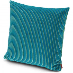 Coussin Rafah Turquoise, Missoni Home