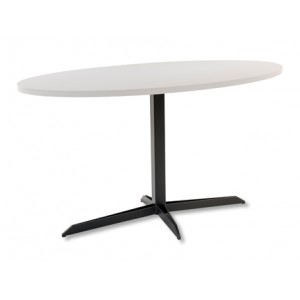 Table de bar Flo ovale, PH Collection