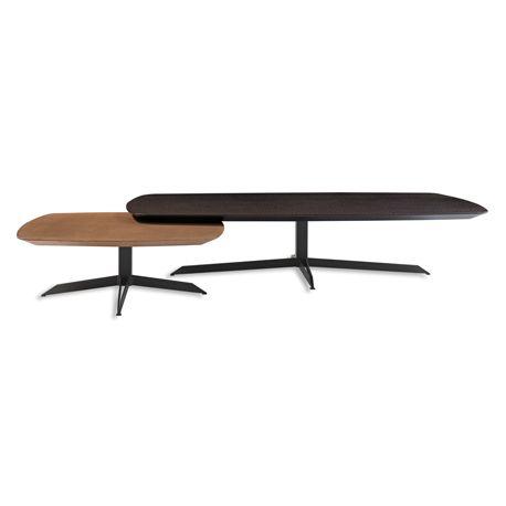Table basse Flo carrée ou rectangulaire, PH Collection