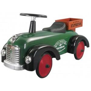 Porteur camion pick up vert, Protocol