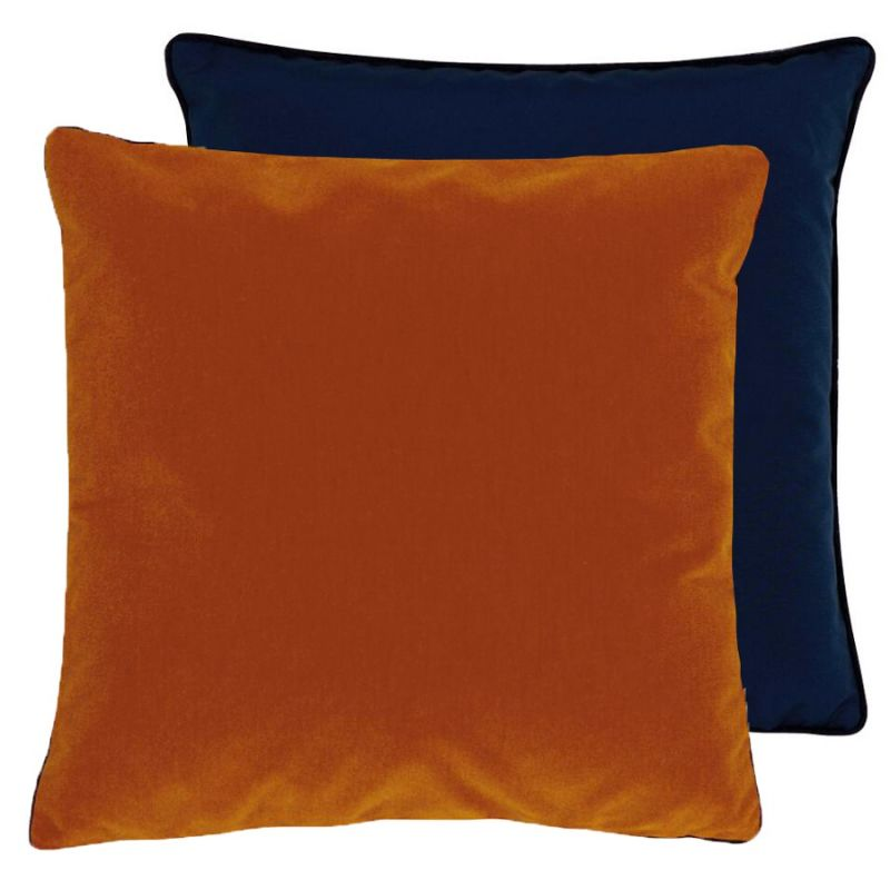 coussin piccadilly orange lelievre d co en ligne coussins. Black Bedroom Furniture Sets. Home Design Ideas