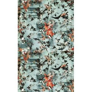 Papier peint Hirondelle Eté, Jean Paul Gaultier