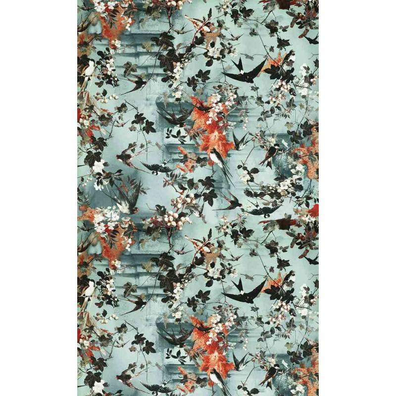 Papier Peint Hirondelle Et 233 Jean Paul Gaultier Papier