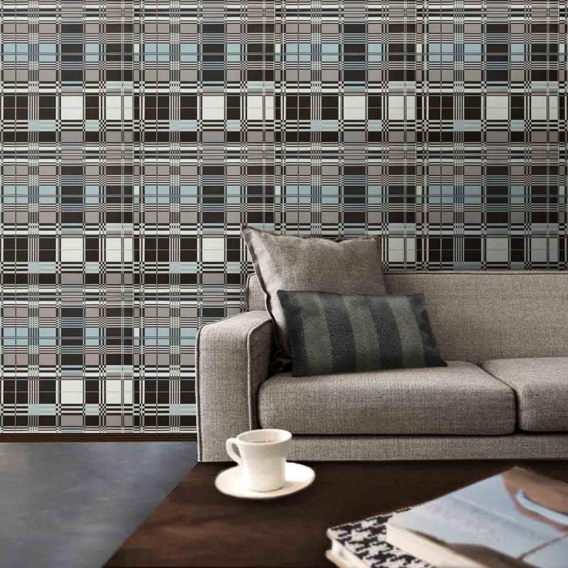 papier peint basque ciel jean paul gaultier d co en. Black Bedroom Furniture Sets. Home Design Ideas