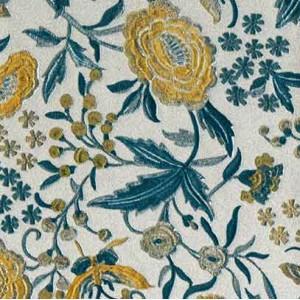 Papier peint Oriental Garden Grande Largeur, Missoni Home