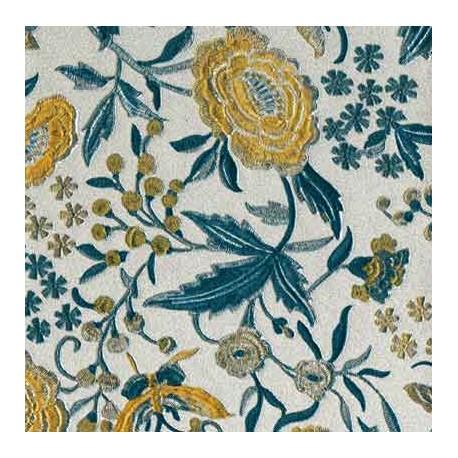 papier peint oriental garden grande largeur missoni home d co en ligne papiers peints design. Black Bedroom Furniture Sets. Home Design Ideas