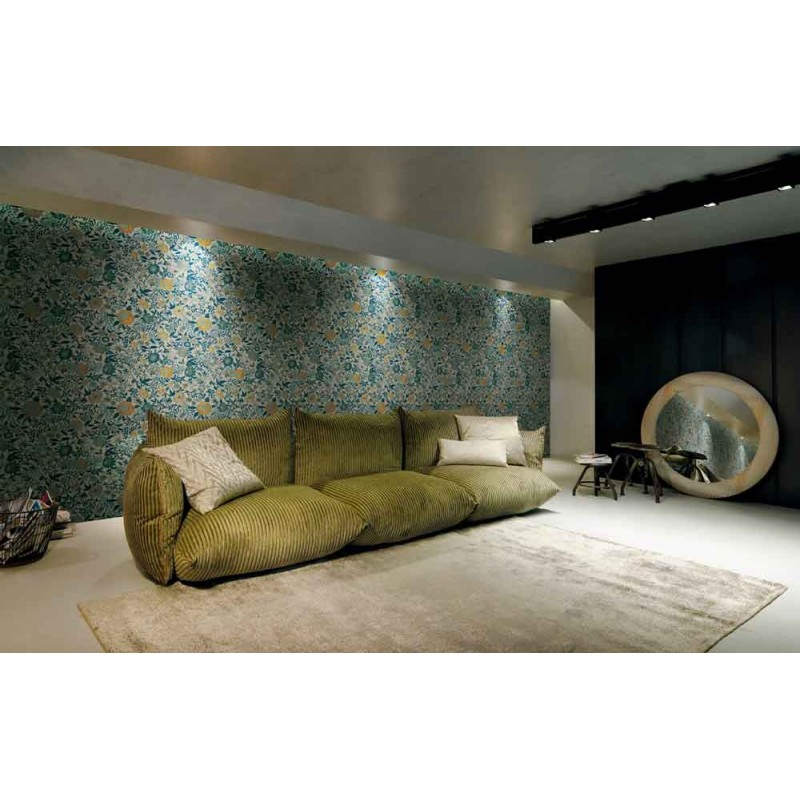 papier peint oriental garden grande largeur missoni home. Black Bedroom Furniture Sets. Home Design Ideas