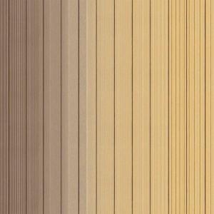 Papier peint Vertical Stripe Ambre, Missoni Home