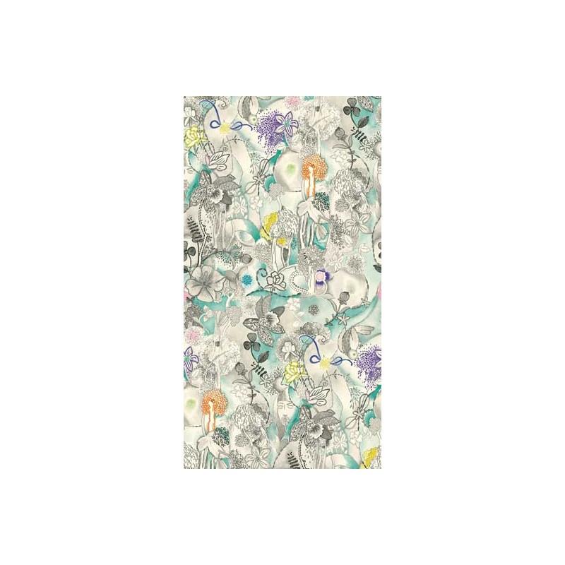 panneau grande largeur papier peint dreamland vert missoni home d co en ligne panneaux. Black Bedroom Furniture Sets. Home Design Ideas