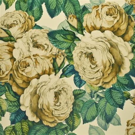 Papier peint The Rose Sepia, John Dorian