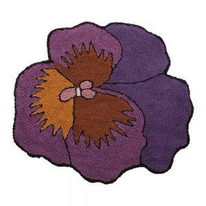 Tapis de bain Parma lilas, Missoni Home