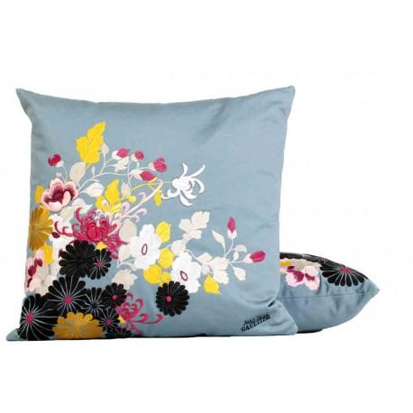 coussin sayoko acier jean paul gaultier d co en ligne coussins. Black Bedroom Furniture Sets. Home Design Ideas