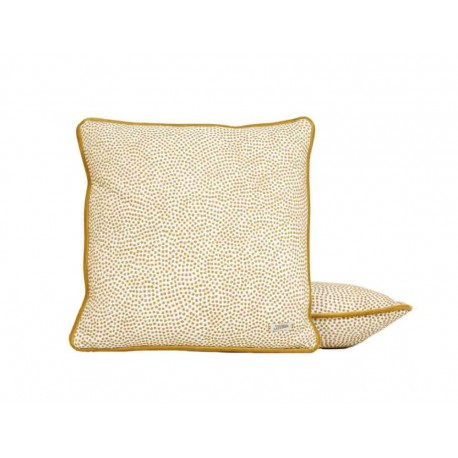 coussin pastille dor jean paul gaultier d co en ligne. Black Bedroom Furniture Sets. Home Design Ideas