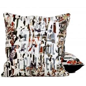 Coussin Souvenirs Naturel, Jean Paul Gaultier